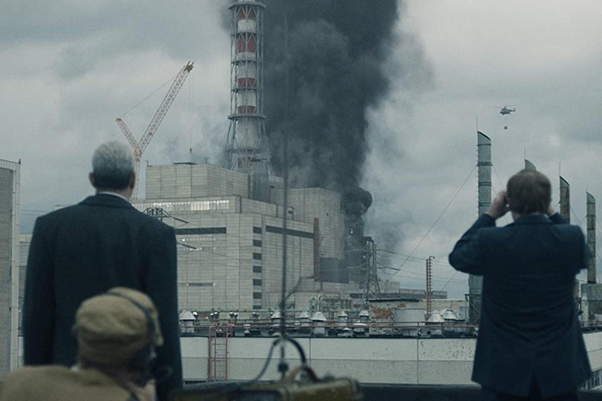 HBOドラマ「チェルノブイリ」日本語版の動画配信・DVDを無料で見る方法