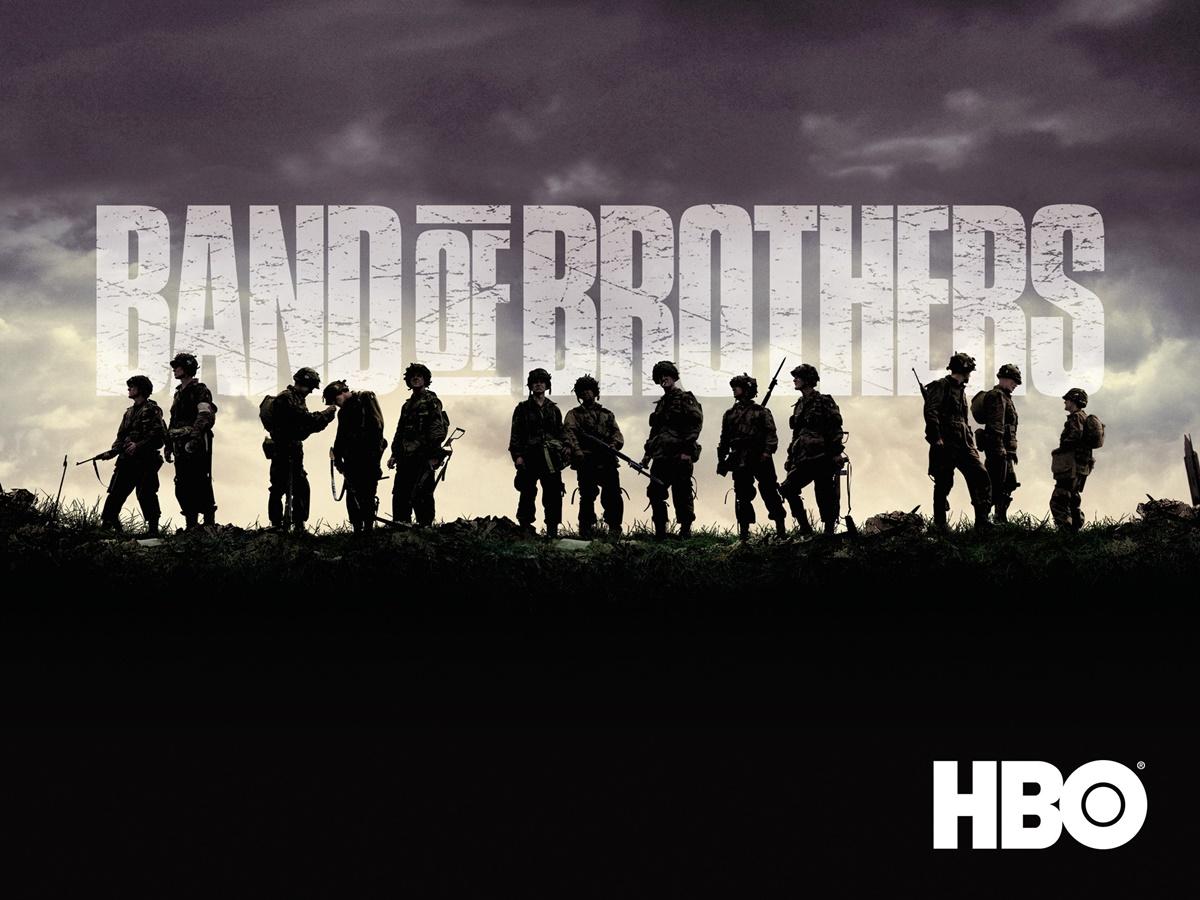 HBO戦争ドラマ「バンド・オブ・ブラザース」日本語版動画を無料DVDレンタルで見る方法