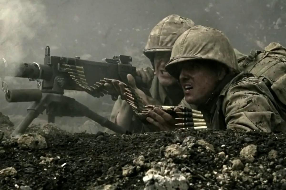 HBO制作の戦争ドラマ「ザ・パシフィック」日本語版を無料で見られるインターネット動画配信とDVDレンタル